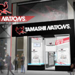 Store Rendering Tamashi Nations NYC Pop Up