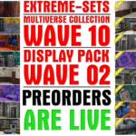 z Extreme Sets Pre Orders 3 11 2021