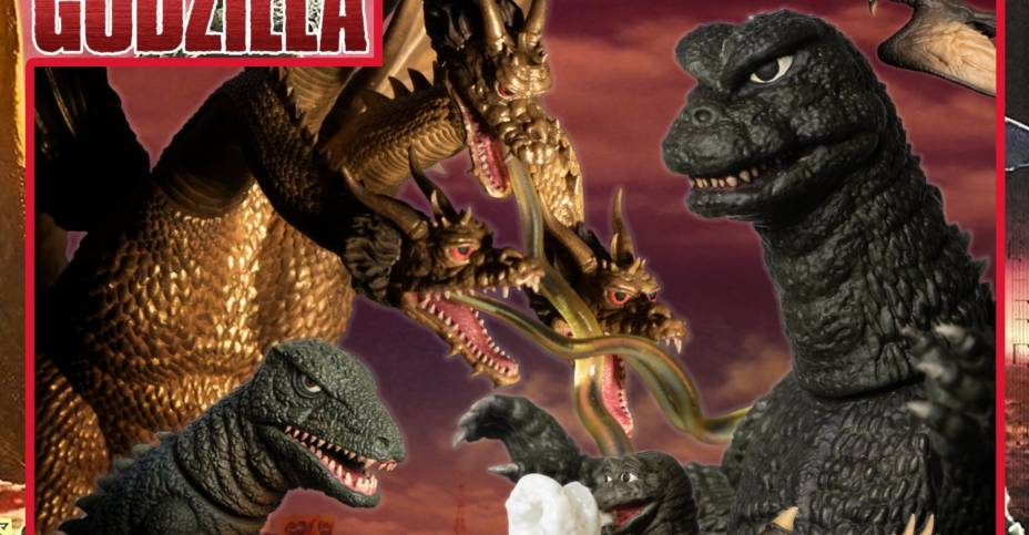 Destroy All Monsters Set 2 Mezco 015