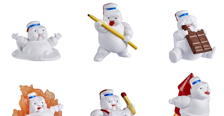 Ghostbusters Mini Puft Surprise 009