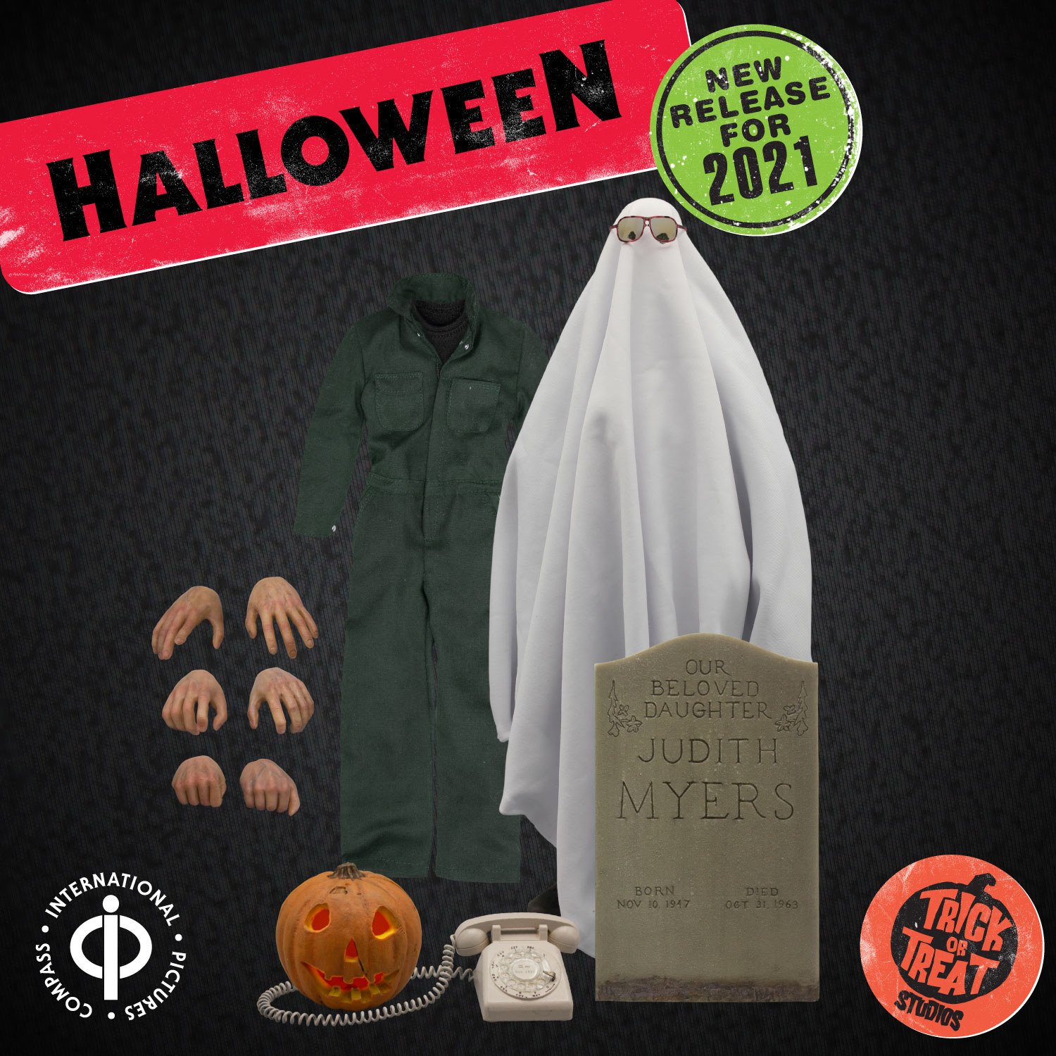 Halloween Accessory Pack Trick or Treat 001