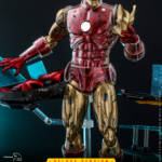 Hot Toys Iron Man Origins Collection DX 002