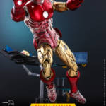 Hot Toys Iron Man Origins Collection DX 004
