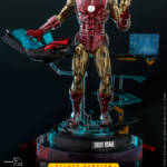 Hot Toys Iron Man Origins Collection DX 011