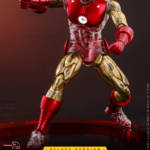 Hot Toys Iron Man Origins Collection DX 015