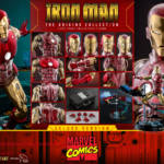 Hot Toys Iron Man Origins Collection DX 021