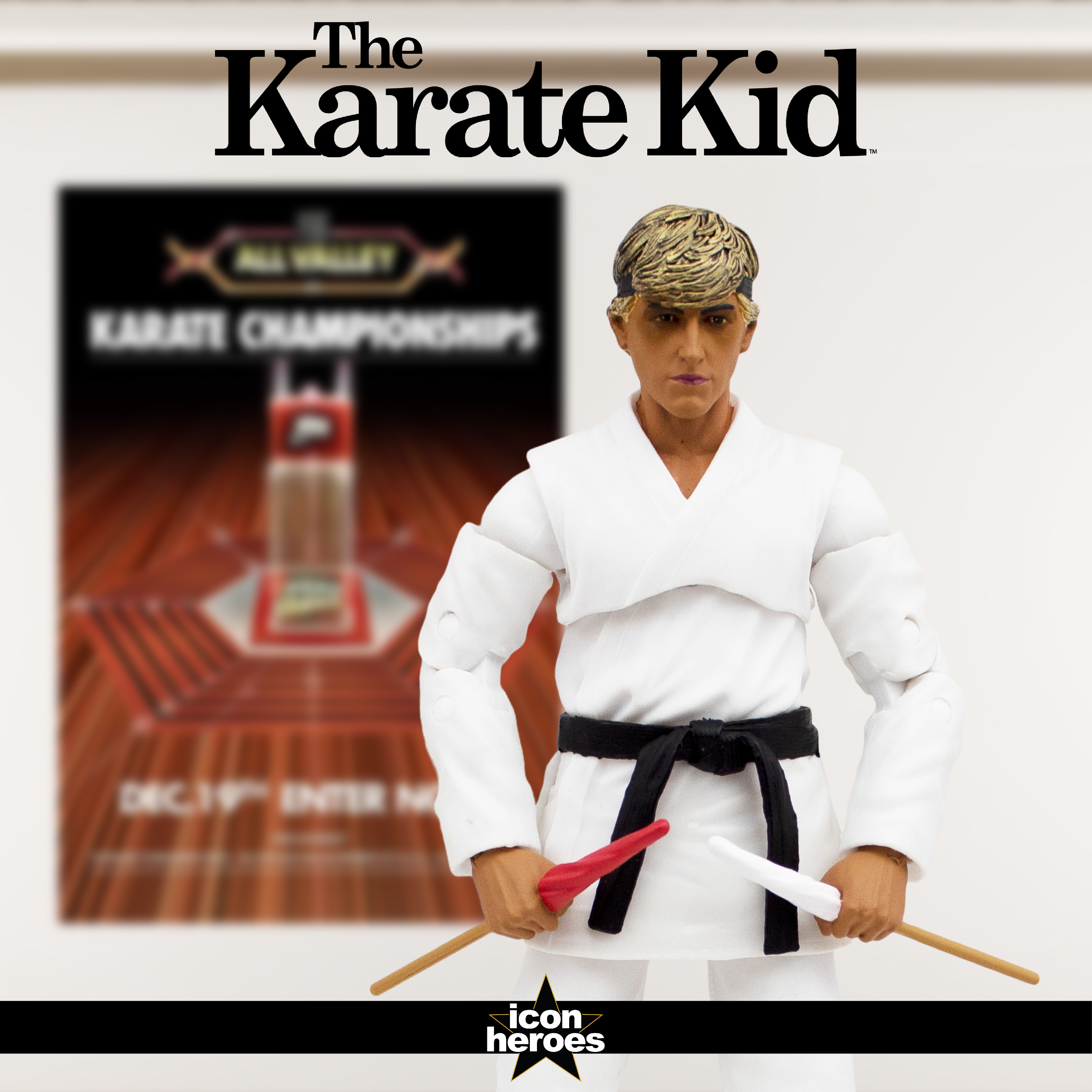 Icon Heroes Exclusive Johnny Lawrence 001