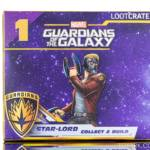 Loot Crate GotG Star Lord Bust 001