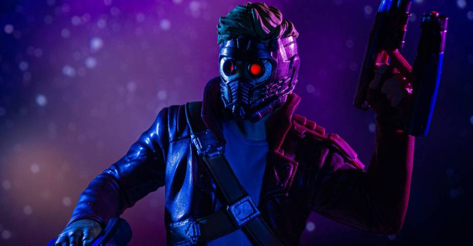 Loot Crate GotG Star Lord Bust 013
