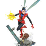 MARVEL GALLERY COMIC WASP PVC STATUE 001