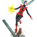 MARVEL GALLERY COMIC WASP PVC STATUE 002