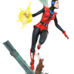 MARVEL GALLERY COMIC WASP PVC STATUE 003