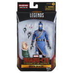 MARVEL LEGENDS SERIES 6 INCH SHANG CHI AND THE LEGEND OF THE TEN RINGS DeathDealer inp