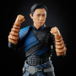 MARVEL LEGENDS SERIES 6 INCH SHANG CHI AND THE LEGEND OF THE TEN RINGS Wenwu oop3