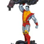 MARVEL PREMIER COLLECTION COLOSSUS STATUE 001