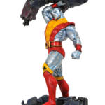 MARVEL PREMIER COLLECTION COLOSSUS STATUE 002