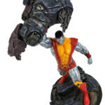 MARVEL PREMIER COLLECTION COLOSSUS STATUE 003