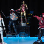 Marvel Hot Toys Marvel Sixth Scale Figures