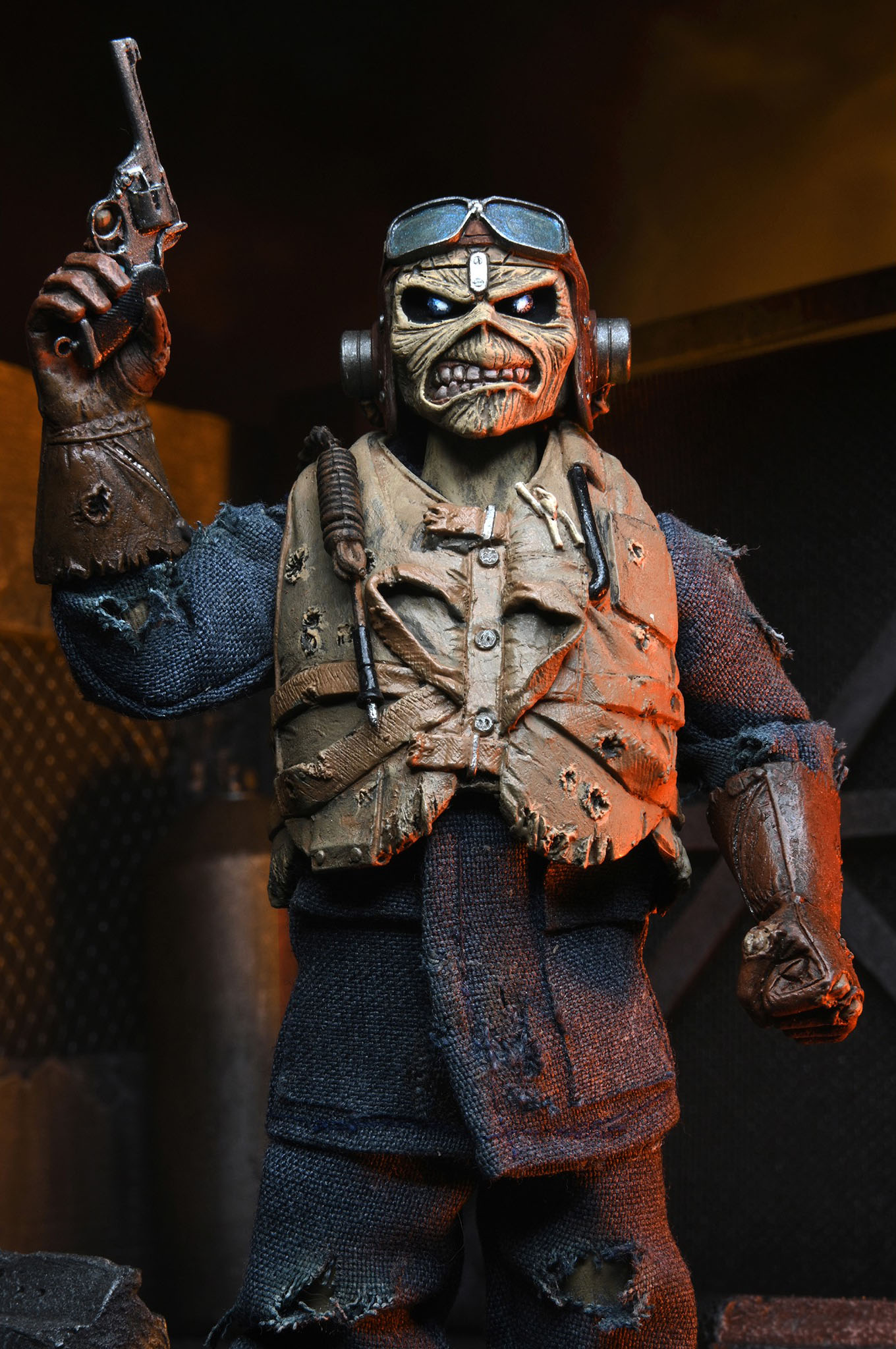 NECA Aces High Eddie 005