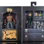 NECA Puppet Master Tunneler and Pinhead 004