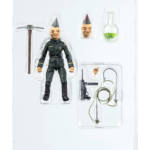 NECA Puppet Master Tunneler and Pinhead 006