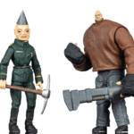 NECA Puppet Master Tunneler and Pinhead 007