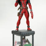 PCS Deadpool MCOC Statue 023