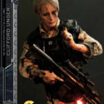 Prime 1 Death Stranding Cliff Unger Black Label 010