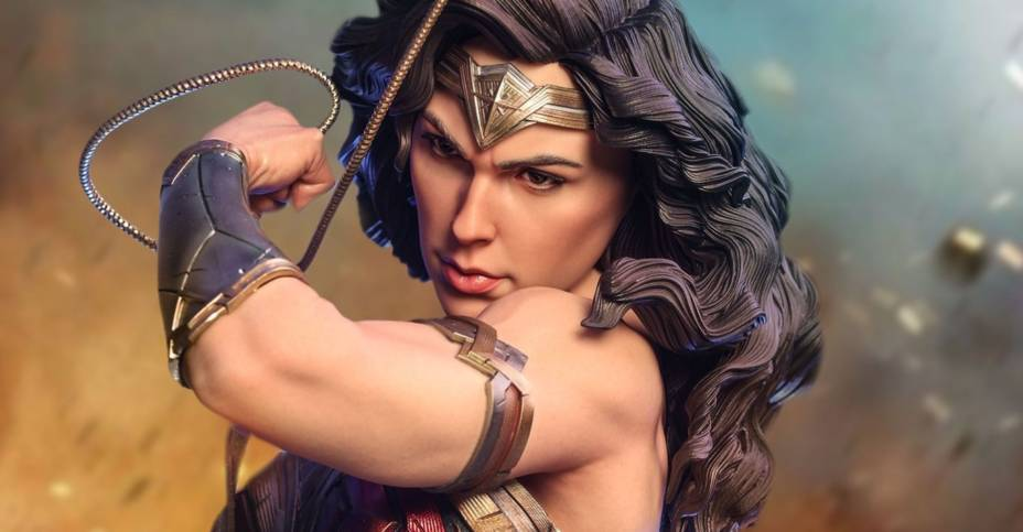 Queen Studios Wonder Woman Statue 001