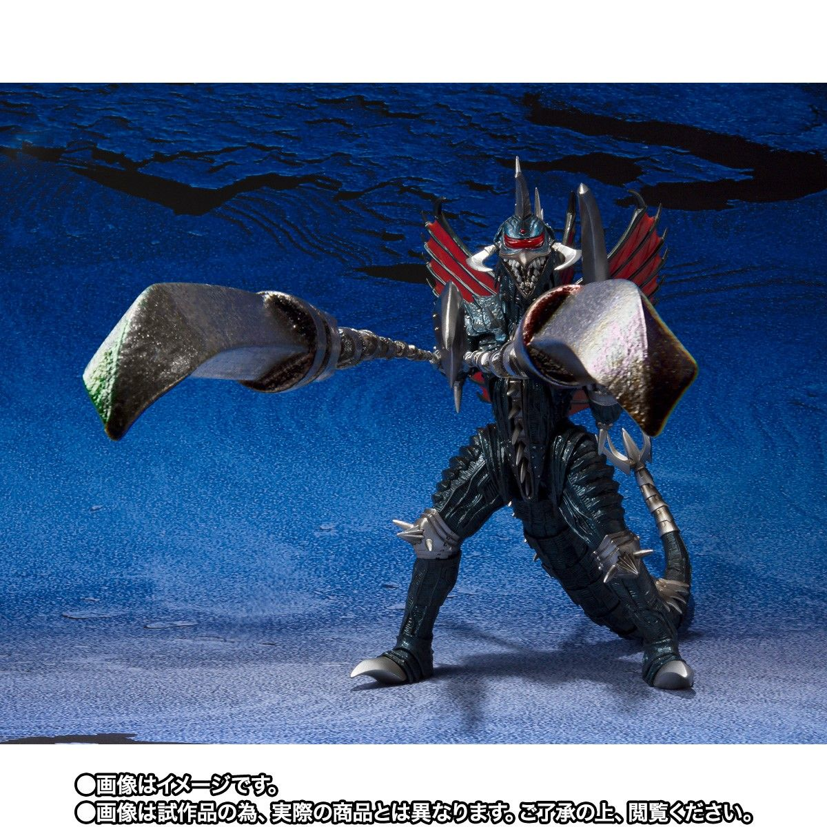 SH MonsterArts Final Wars Gigan 006