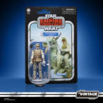 STAR WARS THE VINTAGE COLLECTION 3.75 INCH LUKE SKYWALKER HOTH Figure in pck 1