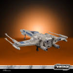 STAR WARS THE VINTAGE COLLECTION ANTOC MERRICK'S X WING FIGHTER Vehicle and Figure oop 1
