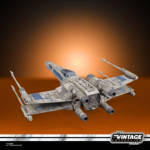STAR WARS THE VINTAGE COLLECTION ANTOC MERRICK'S X WING FIGHTER Vehicle and Figure oop 2