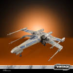 STAR WARS THE VINTAGE COLLECTION ANTOC MERRICK'S X WING FIGHTER Vehicle and Figure oop 5
