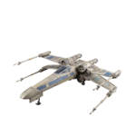 STAR WARS THE VINTAGE COLLECTION ANTOC MERRICK'S X WING FIGHTER Vehicle and Figure oop 6