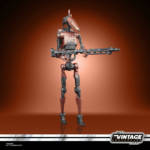 STAR WARS THE VINTAGE COLLECTION GAMING GREATS 3.75 INCH HEAVY BATTLE DROID Figure 5