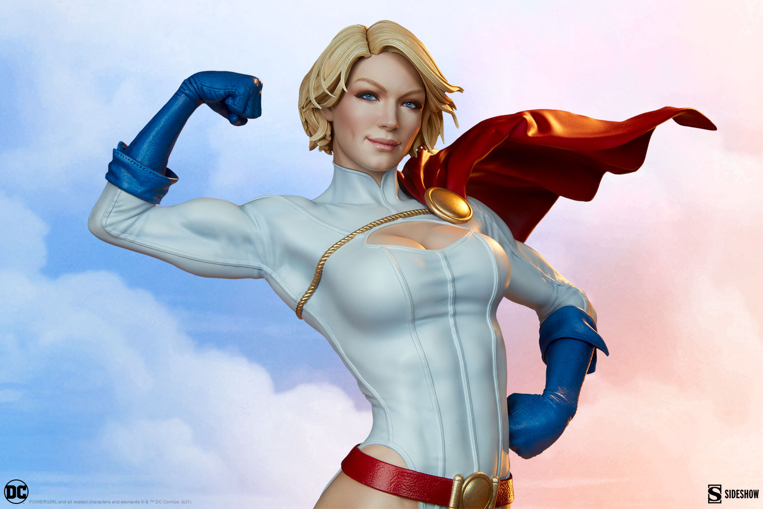 Sideshow Power Girl PFF 003
