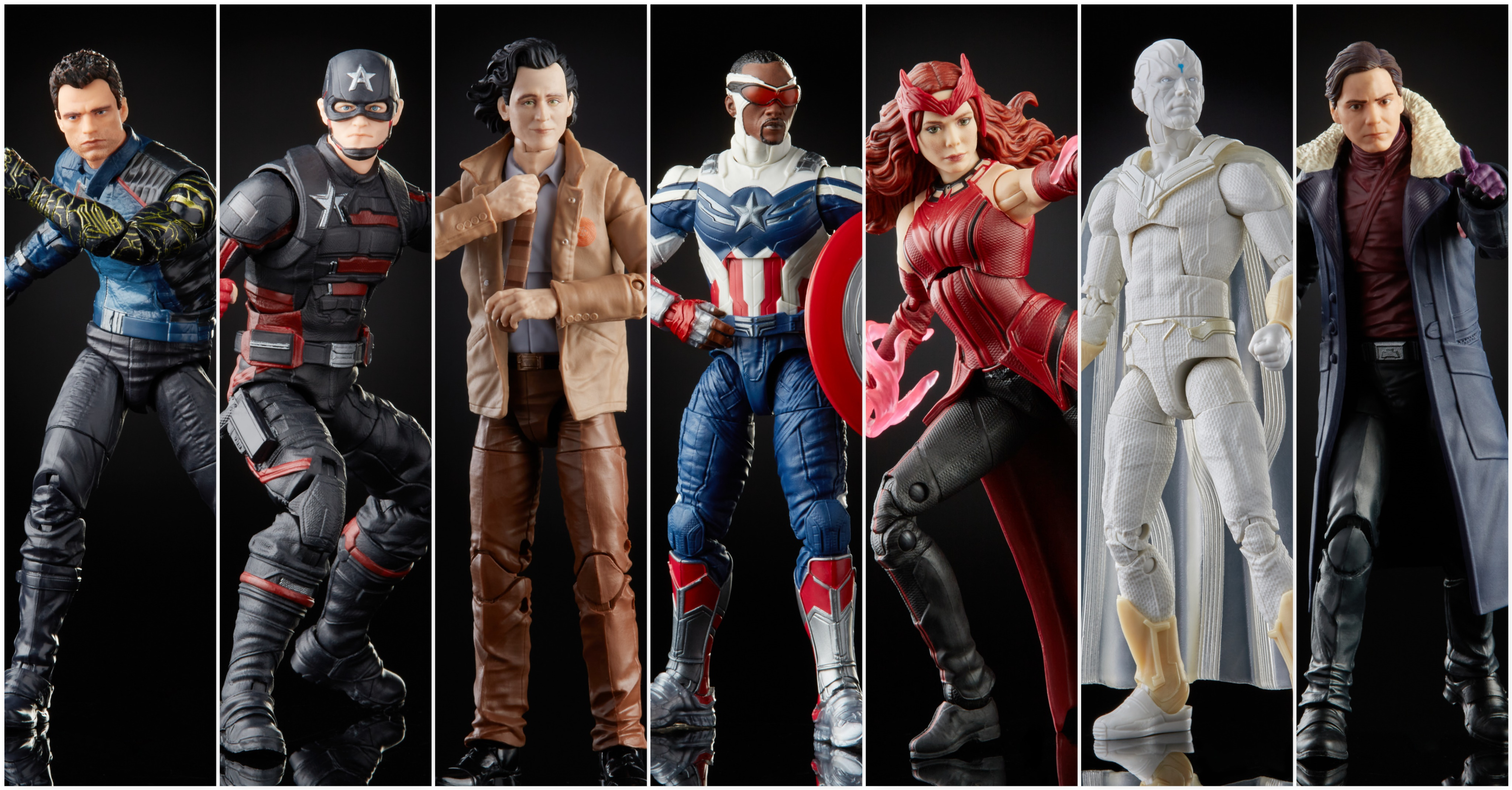 xMarvel Legends Disney 2021