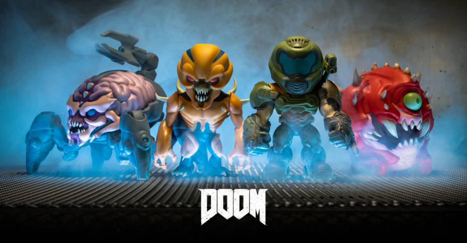 z Numbskull Doom Wave 1