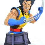 DST Animated Unmasked Wolverine Bust 002