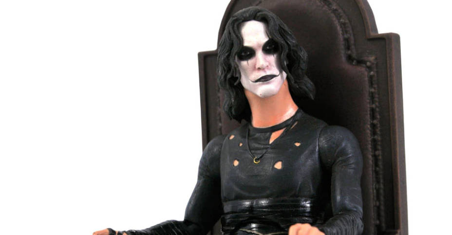 SDCC 2021 The Crow Figure