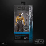 STAR WARS THE BLACK SERIES GAMING GREATS 6 INCH NIGHTBROTHER WARRIOR Figure in pck 1