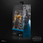 STAR WARS THE BLACK SERIES GAMING GREATS 6 INCH NIGHTBROTHER WARRIOR Figure in pck 2