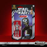 STAR WARS THE VINTAGE COLLECTION LUCASFILM FIRST 50 YEARS 3.75 INCH DEATH STAR DROID inpk