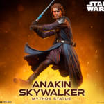 Sideshow Star Wars Mythos Anakin Statue Preview