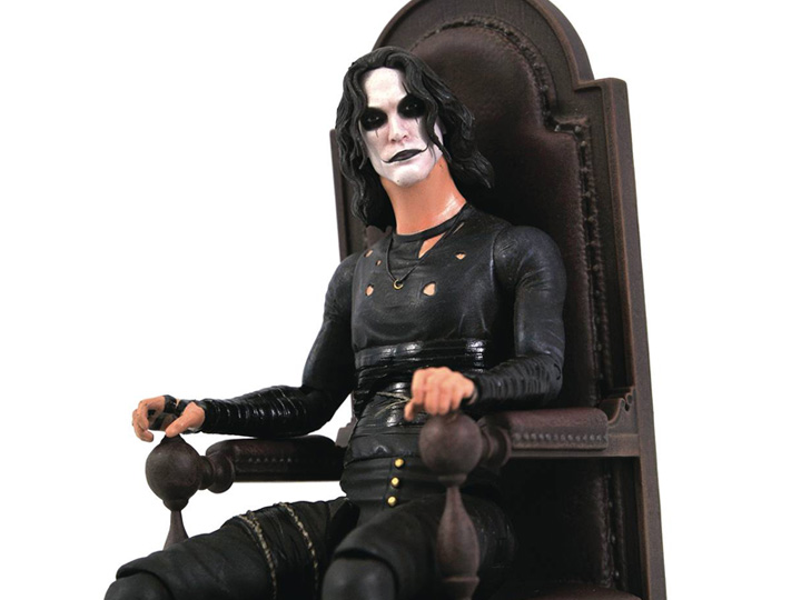 the crow sdcc 2021