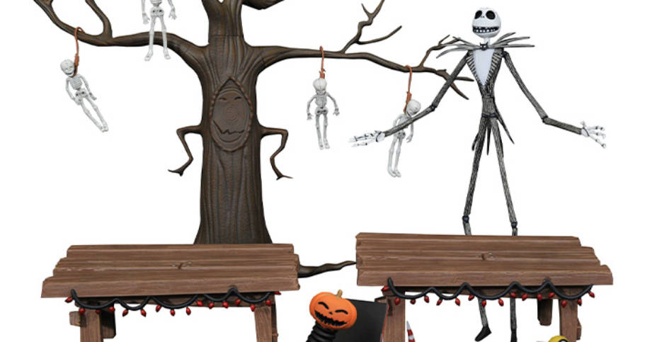 the nightmare before christmas sdcc 2021 exclusive