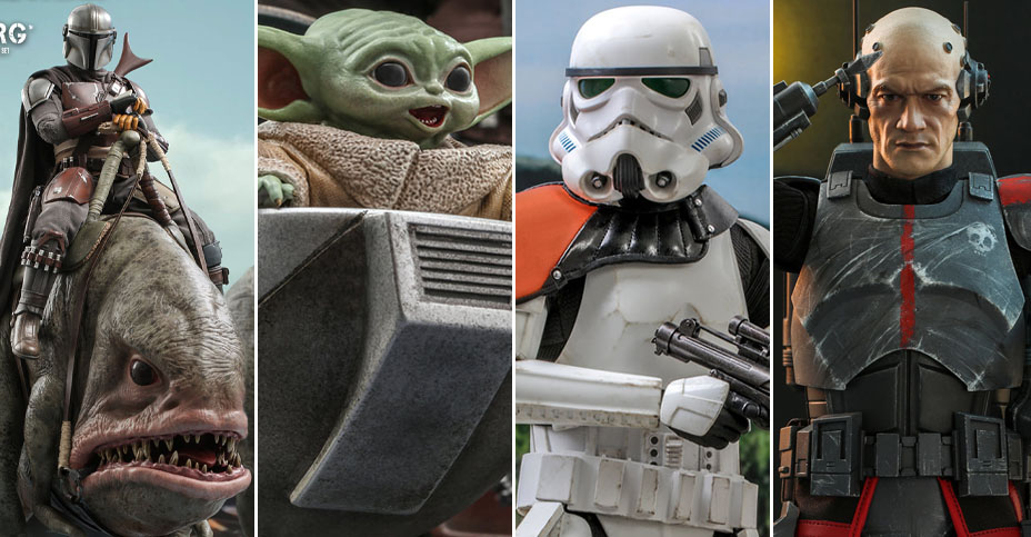 z Hot Toys May The 4th 2021