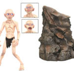 LORD OF THE RINGS DLX GOLLUM FIGURE