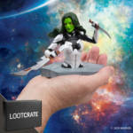 Loot Crate Rise Up Gamora Bust 002